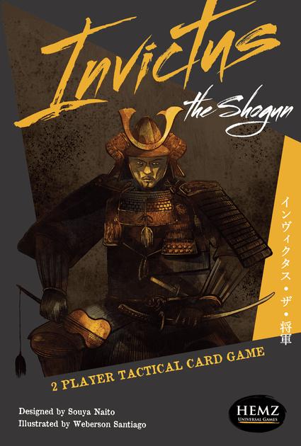 Invictus: the Shogun