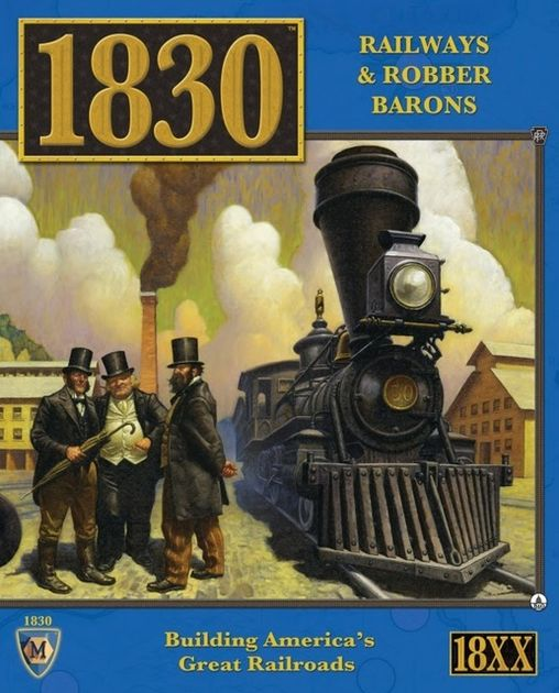 1830: Railways & Robber Barons