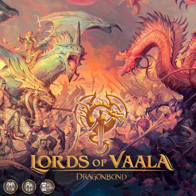 Dragonbond: Lords of Vaala