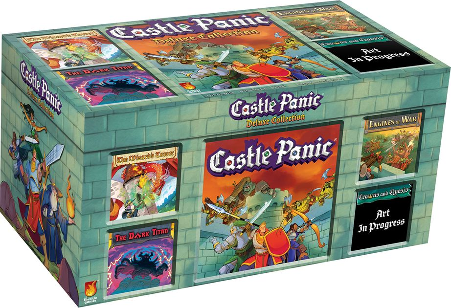 Castle Panic: Deluxe Collection
