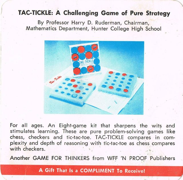Tac-Tickle