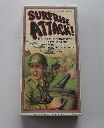Surprise Attack!