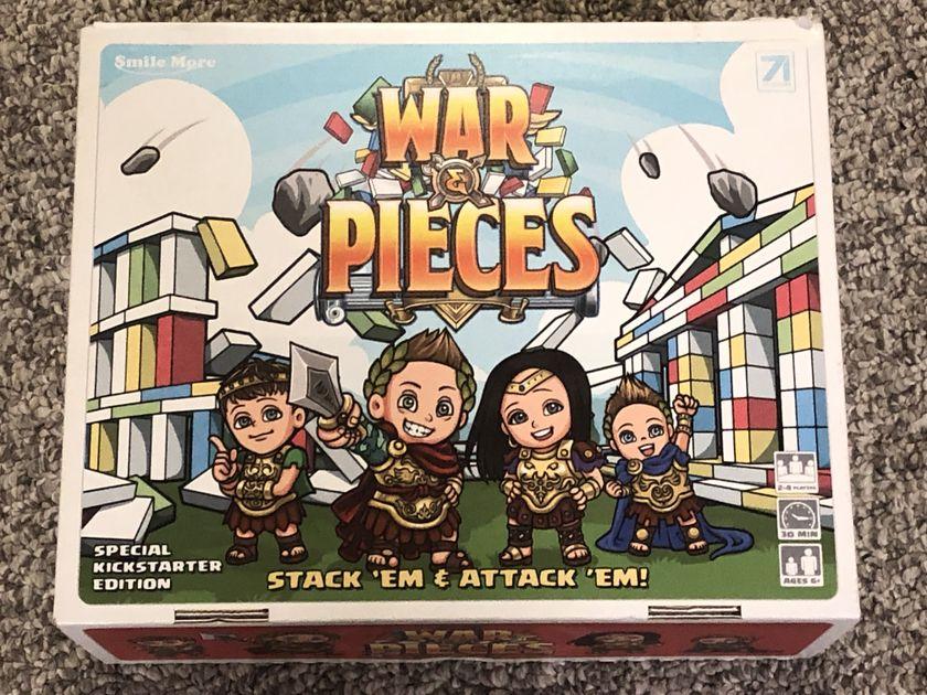 War & Pieces