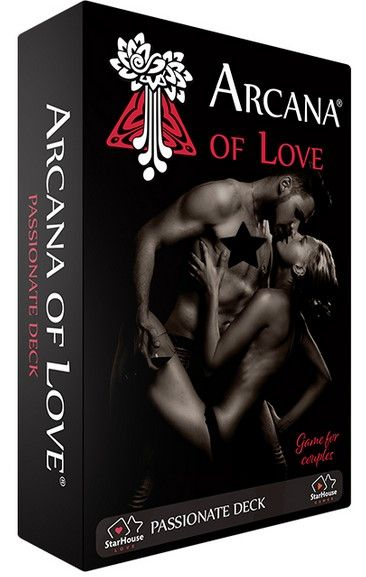 Arcana of Love: Passionate Deck