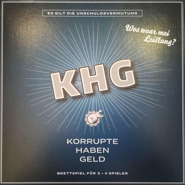 KHG: Korrupte haben Geld