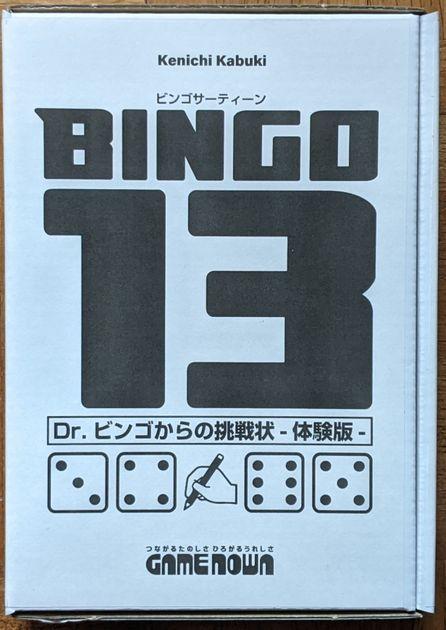 BINGO13