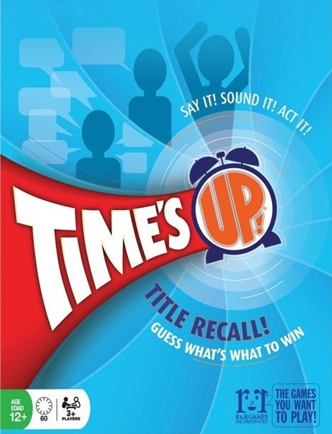 Time's Up! Title Recall!