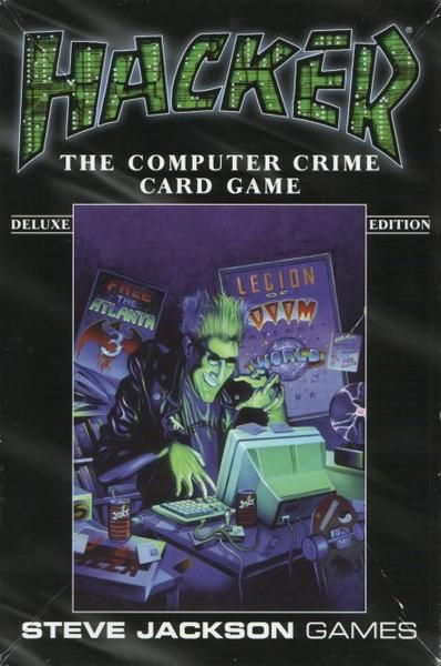 Hacker: Deluxe Edition