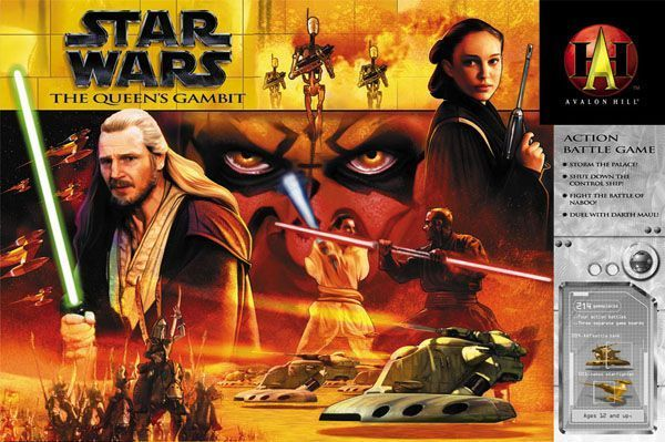 Star Wars: The Queen's Gambit