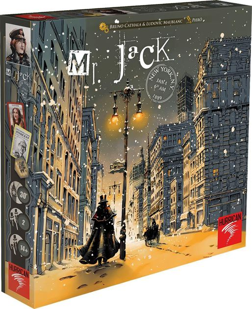 Mr. Jack in New York