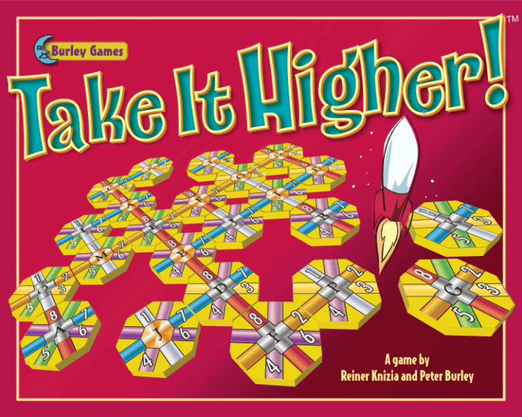 Take it Higher!
