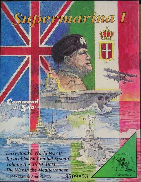 Supermarina I: Command at Sea Volume II