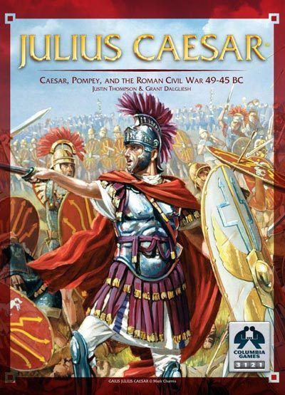 Julius Caesar: Caesar, Pompey, and the Roman Civil War