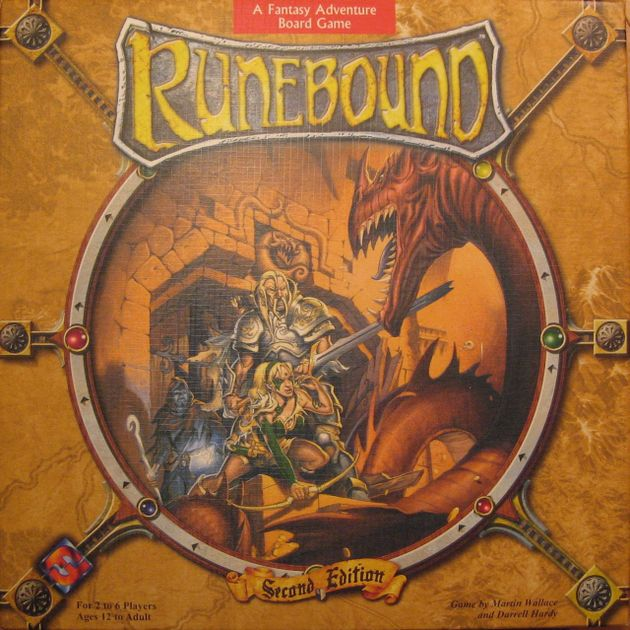 Runebound (Second Edition)