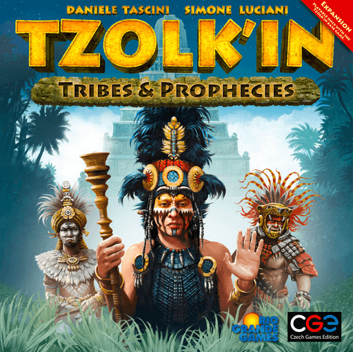 Tzolk'in: The Mayan Calendar – Tribes & Prophecies