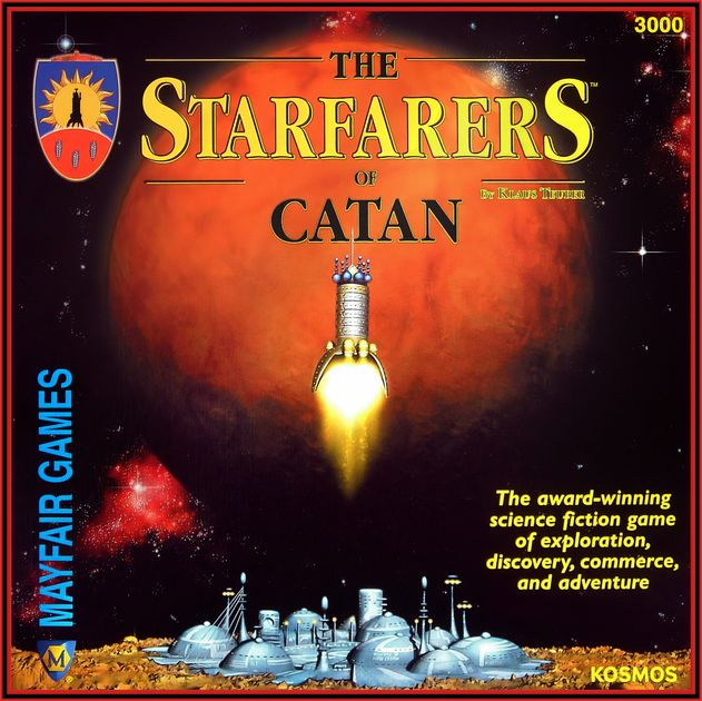 The Starfarers of Catan