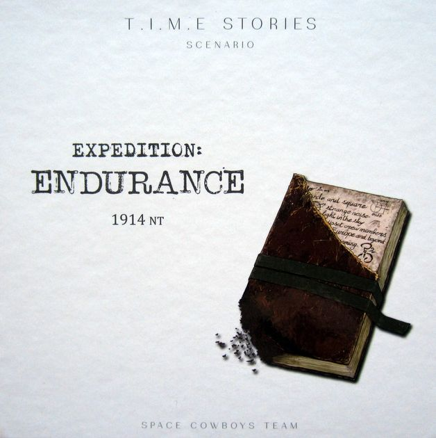 T.I.M.E Stories: Expedition – Endurance