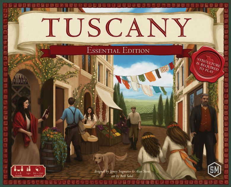 Viticulture: Tuscany Essential Edition