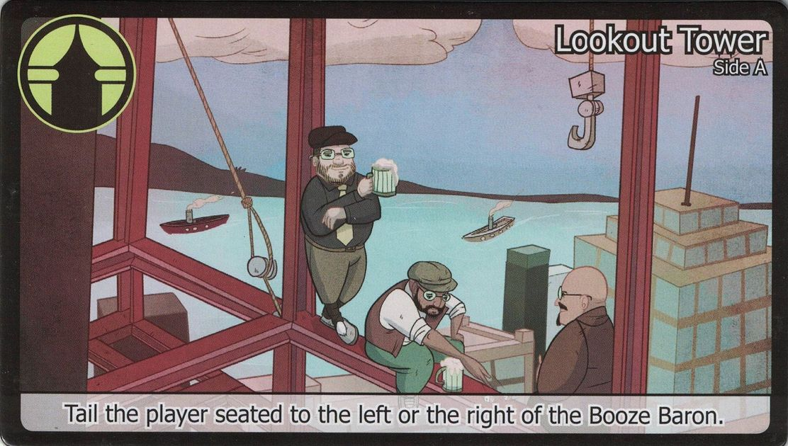Booze Barons: Lookout Tower Promo