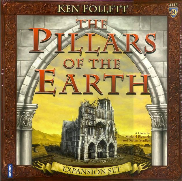 The Pillars of the Earth: Expansion Set