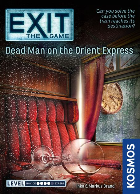 Exit: The Game – Dead Man on the Orient Express