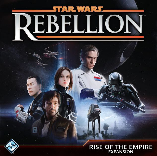 Star Wars: Rebellion – Rise of the Empire