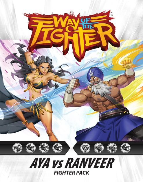 Way of the Fighter: Aya vs Ranveer Fighter Pack