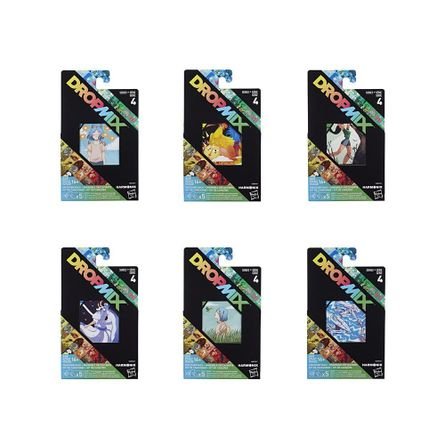 DropMix: Series 4 Discover Packs