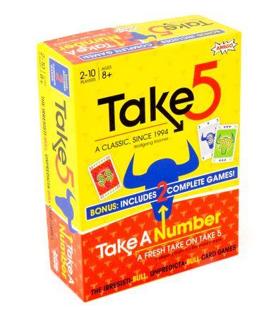 Take 5 & Take A Number