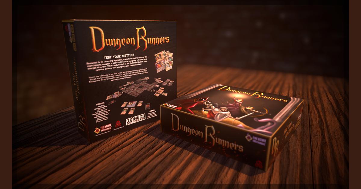 Dungeon Runners