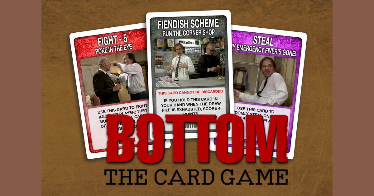 Bottom: The Card Game