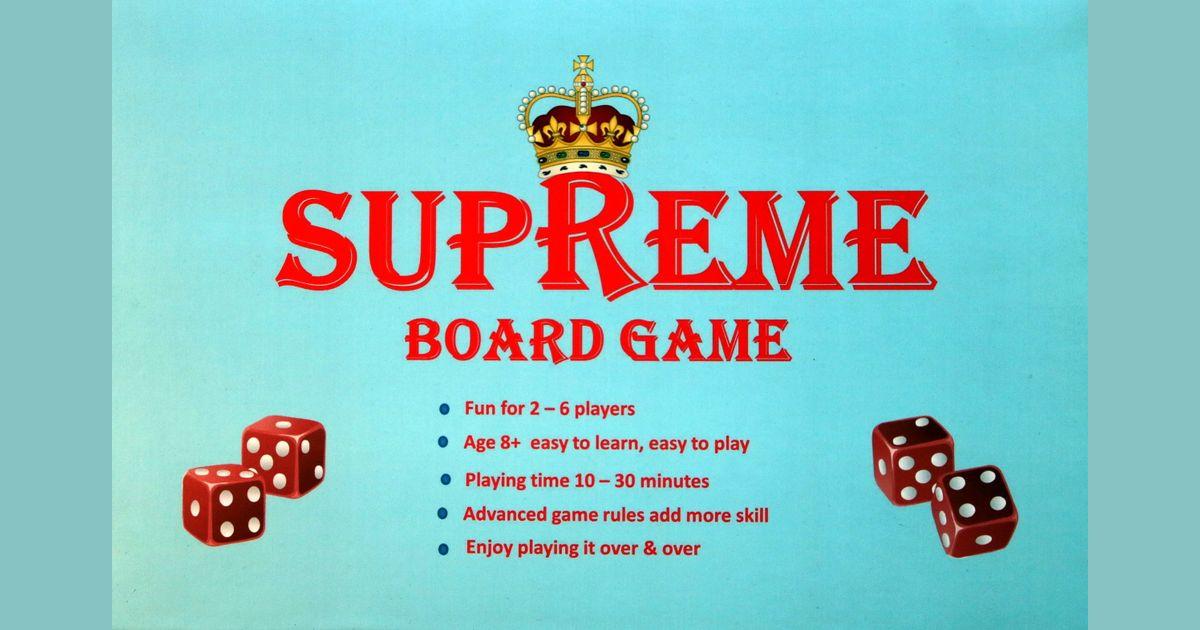 Supreme Board Game