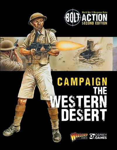 Bolt Action: Campaign – The Western Desert