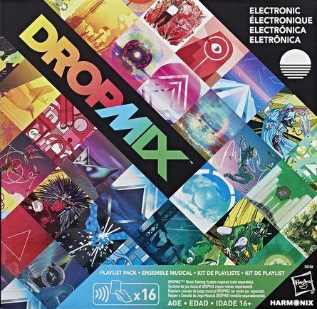 DropMix: Electronic Playlist Pack (Chiller)