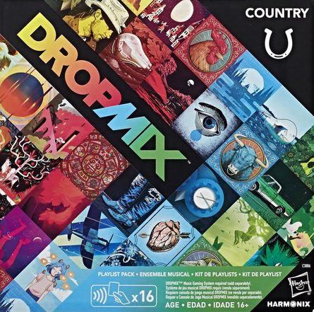 DropMix: Country Playlist Pack (Lucky)
