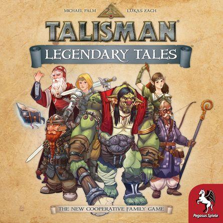 Talisman: Legendary Tales