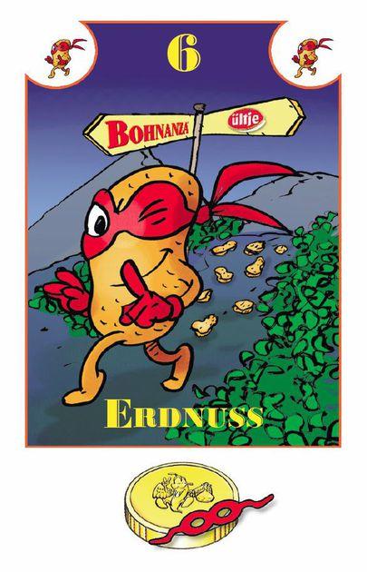 Bohnanza (with Erdnüsse)