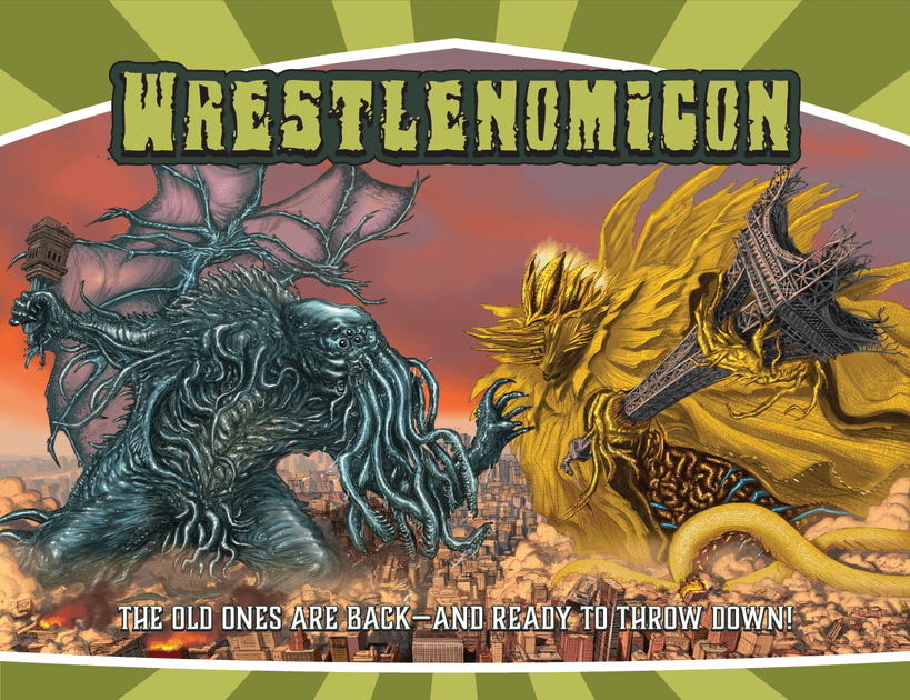 Wrestlenomicon