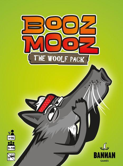 Booz Mooz: The Woolf Pack