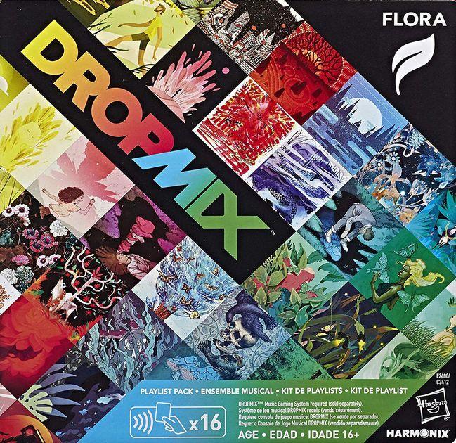 DropMix: Top Female Artists Playlist Pack (Flora)