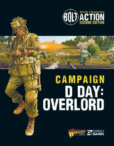 Bolt Action: Campaign – D-Day: Overlord