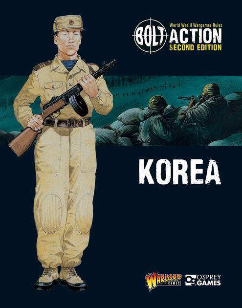 Bolt Action: Korea