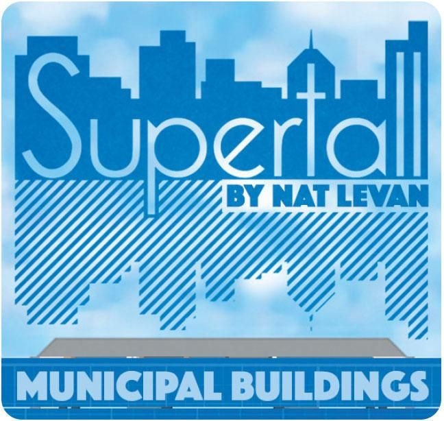 Supertall: Municipal Buildings