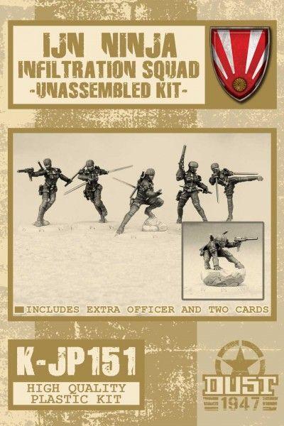 Dust 1947: IJN Ninja Infiltration Squad